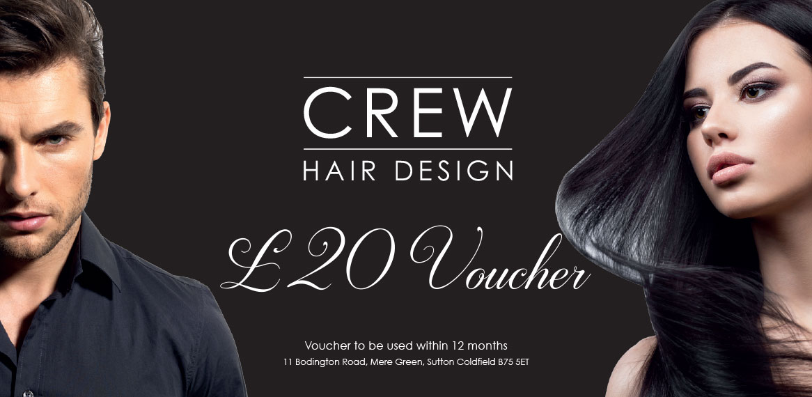 Hair Salon Gift Voucher